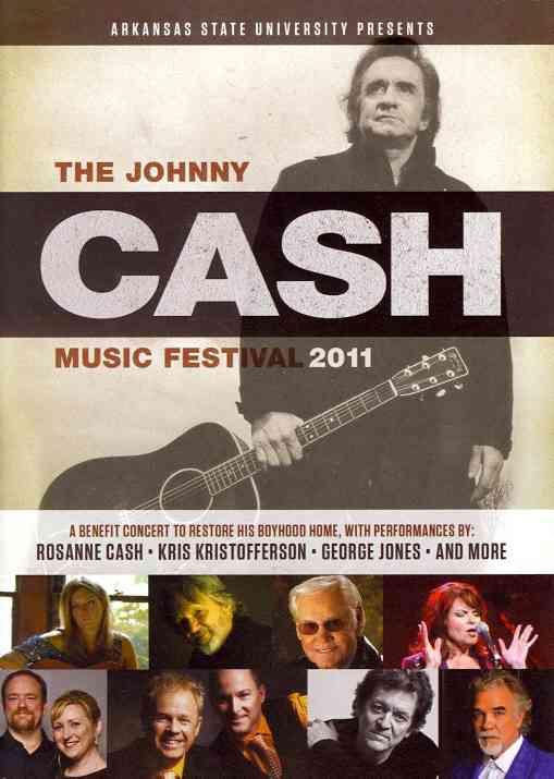 JOHNNY CASH MUSIC FESTIVAL:2011 (DVD)